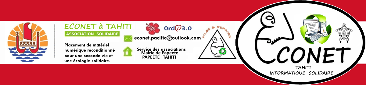 ECONET Pacifique – ECONET TAHITI