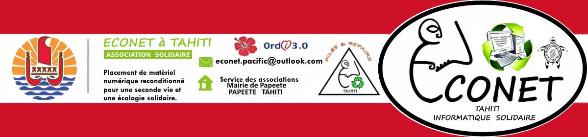 ECONET Pacifique – F & R